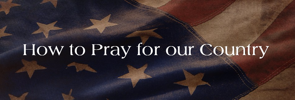 God Bless America Religious Website Banner